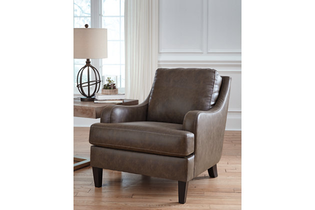 Tirolo Accent Chair, Walnut, large