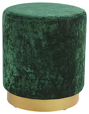 Lancer Accent Ottoman, , large