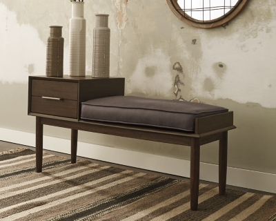 Gavinville Accent Bench, , large