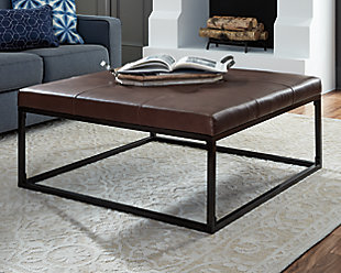 Boyden Oversized Accent Ottoman, , large