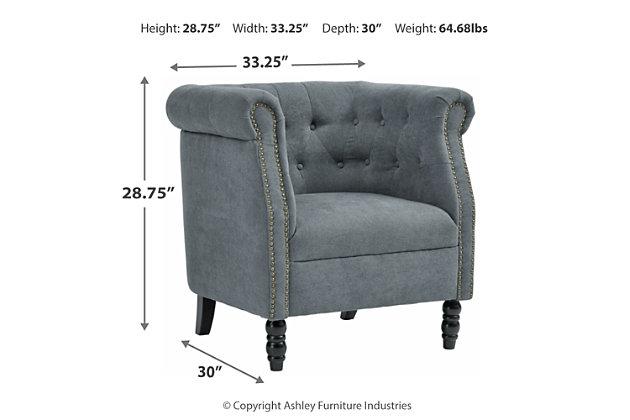 Jacquelyne Accent Chair, , large
