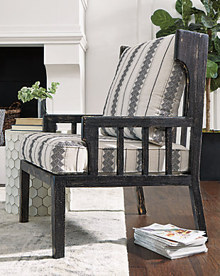 Kelanie Accent Chair, , rollover