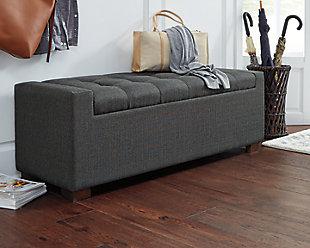 Cortwell Storage Bench, , rollover