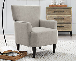 Hansridge Accent Chair, Sesame, rollover