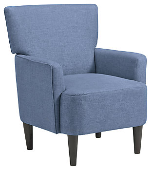 Hansridge Accent Chair, Blue, large