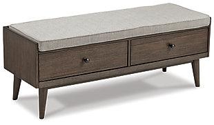 Chetfield Storage Bench, , large
