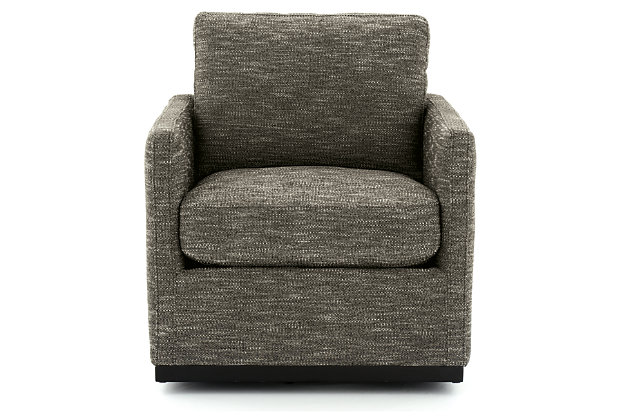 Grona Swivel Accent Chair, , large