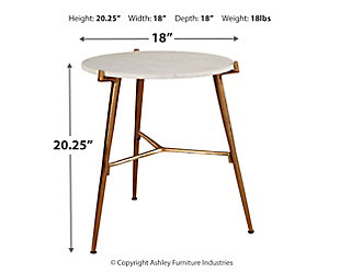 Chadton Accent Table, , large