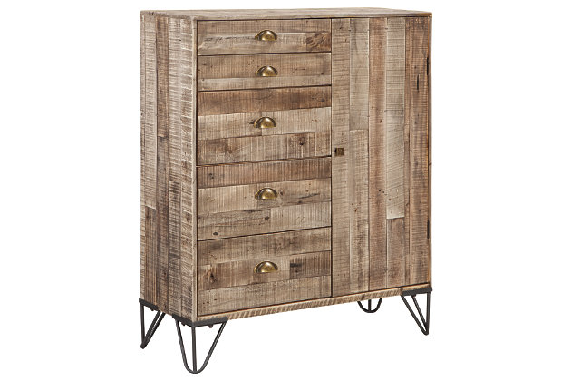 Camp Ridge Accent Cabinet, , large