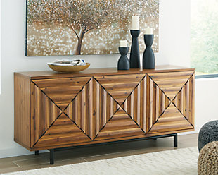 Fair Ridge Accent Cabinet, , large
