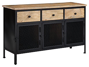 Ponder Ridge Accent Cabinet, , large