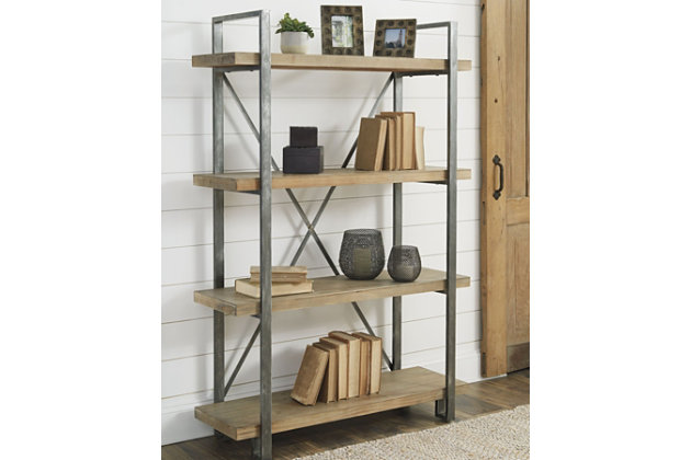 Forestmin Bookcase, , large