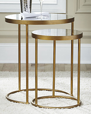 Majaci Accent Table (Set of 2), , rollover