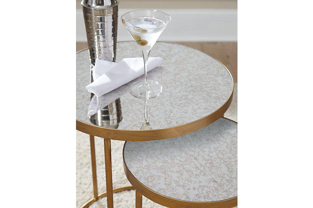 Majaci Accent Table (Set of 2), , large