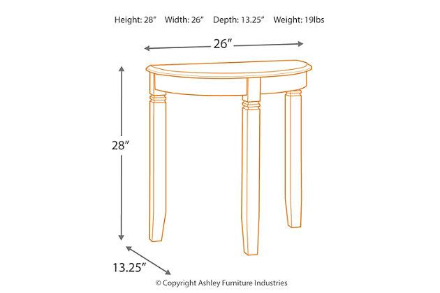 Birchatta Console Table, , large