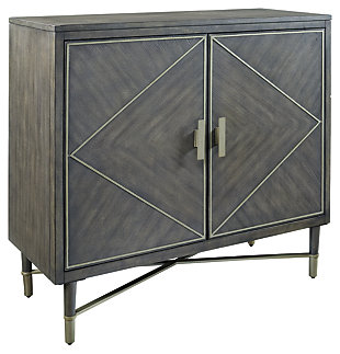 Aidanburg Accent Cabinet, , large