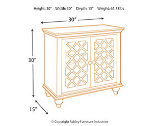 Mirimyn Accent Cabinet, , large