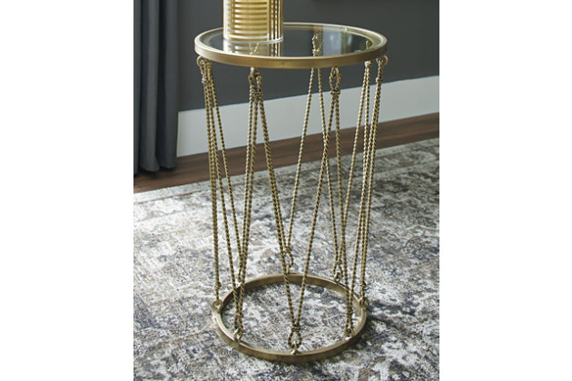 Phillmont Accent Table Ashley Furniture Homestore