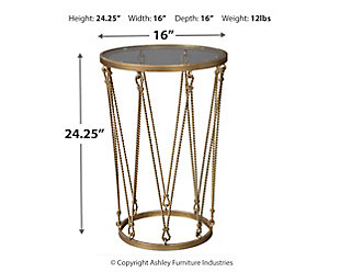 Phillmont Accent Table, , large