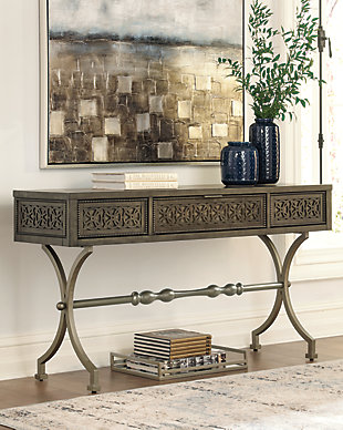 Quinnland Sofa/Console Table, , large