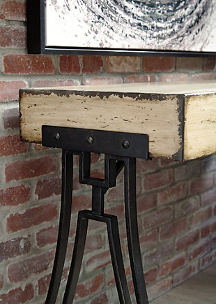 Vanport Sofa Console Table Ashley Furniture Homestore
