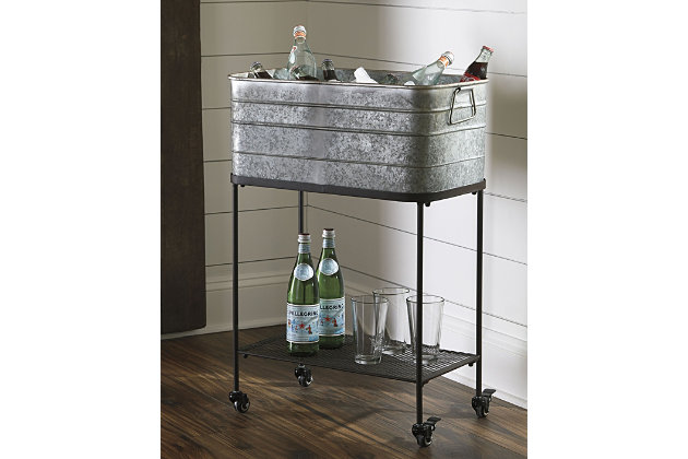 Vossman Beverage Tub, , large