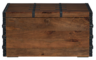 Kettleby Storage Trunk, , large