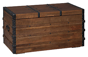 Kettleby Storage Trunk, , large