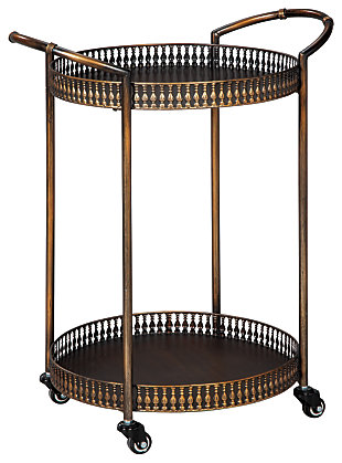 Clarkburn Bar Cart, , large
