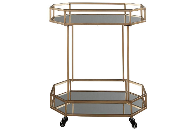 Daymont Bar Cart, , large