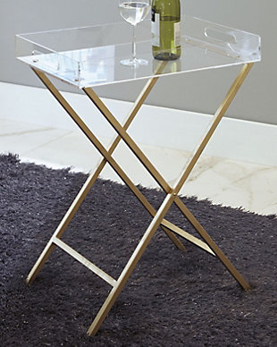 Ervinville Accent Table, , rollover