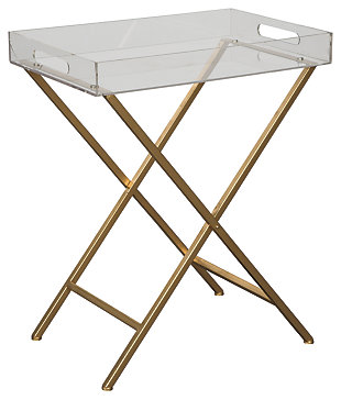 Ervinville Accent Table, , large