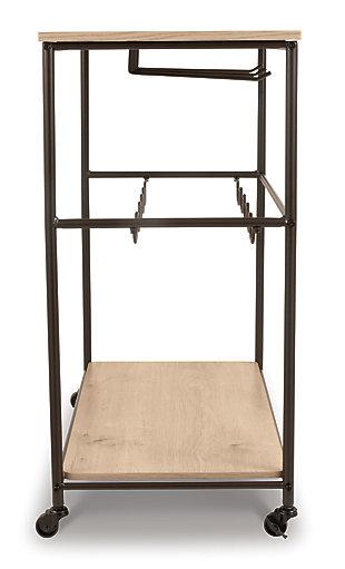 Jadonport Bar Cart, , large