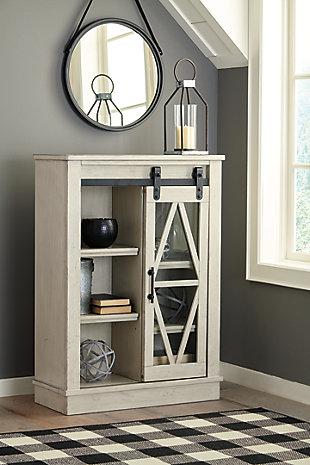 Bronfield Accent Cabinet Ashley Furniture Homestore