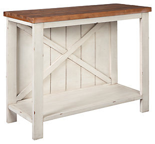 Abramsland Sofa/Console Table, , large