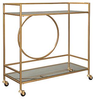 Jackford Bar Cart, , large