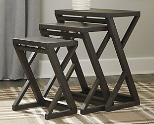Cairnburg Accent Table (Set of 3), , rollover