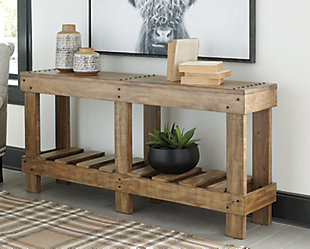Susandeer Sofa/Console Table, , large
