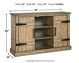 Susandeer Accent Cabinet, , large