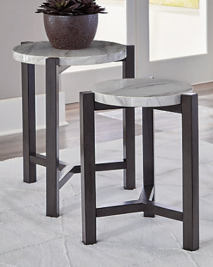 Crossport Accent Table (Set of 2), , rollover