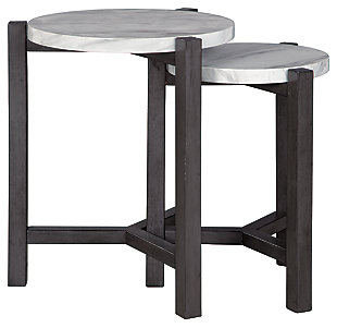 Crossport Accent Table (Set of 2), , large