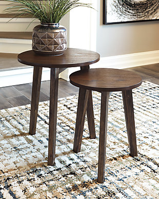 Clydmont Accent Table (Set of 2), , rollover