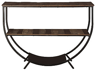 Lamoney Sofa/Console Table, , large