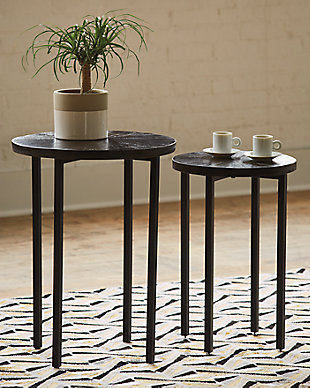 Esterdale Accent Table (Set of 2), , large
