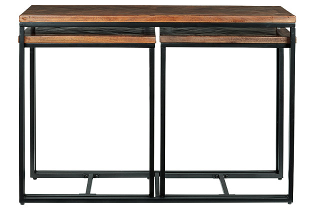 Jadenley Sofa/Console Table (Set of 3), , large