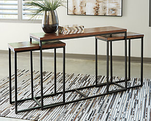 Jadenley Sofa/Console Table (Set of 3), , rollover