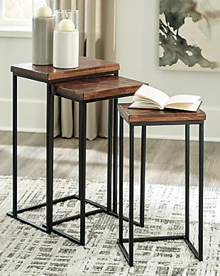 Cainthorne Accent Table (Set of 3), , rollover