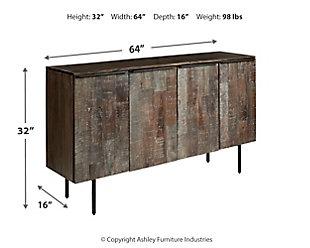 Graydon Accent Cabinet, , large