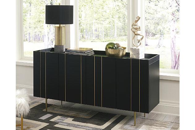 Brentburn Accent Cabinet, , large