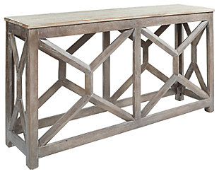 Lanzburg Sofa/Console Table, , large